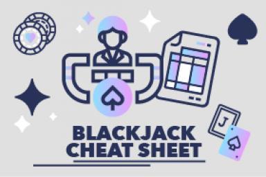 Blackjack Cheat Sheet – Your Chart to Success