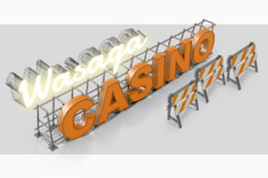 Works on Wasaga Casino Halted
