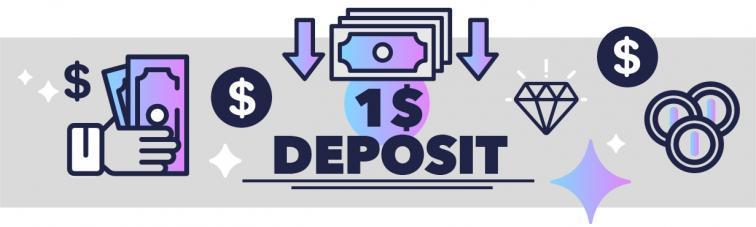$1 Deposit Casino Canada