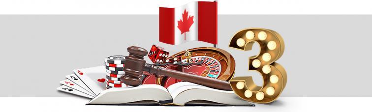 Canada Gambling Laws